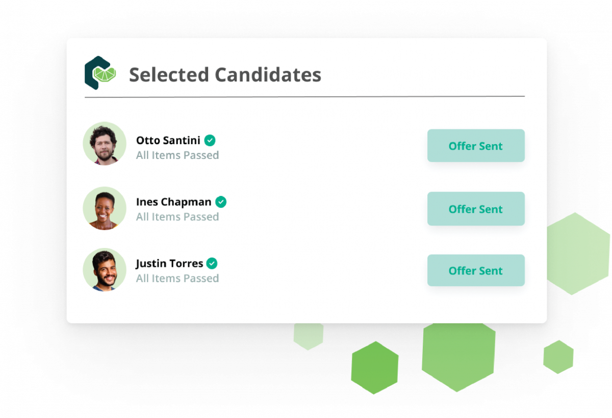 Certn Background Check_Select Candidates