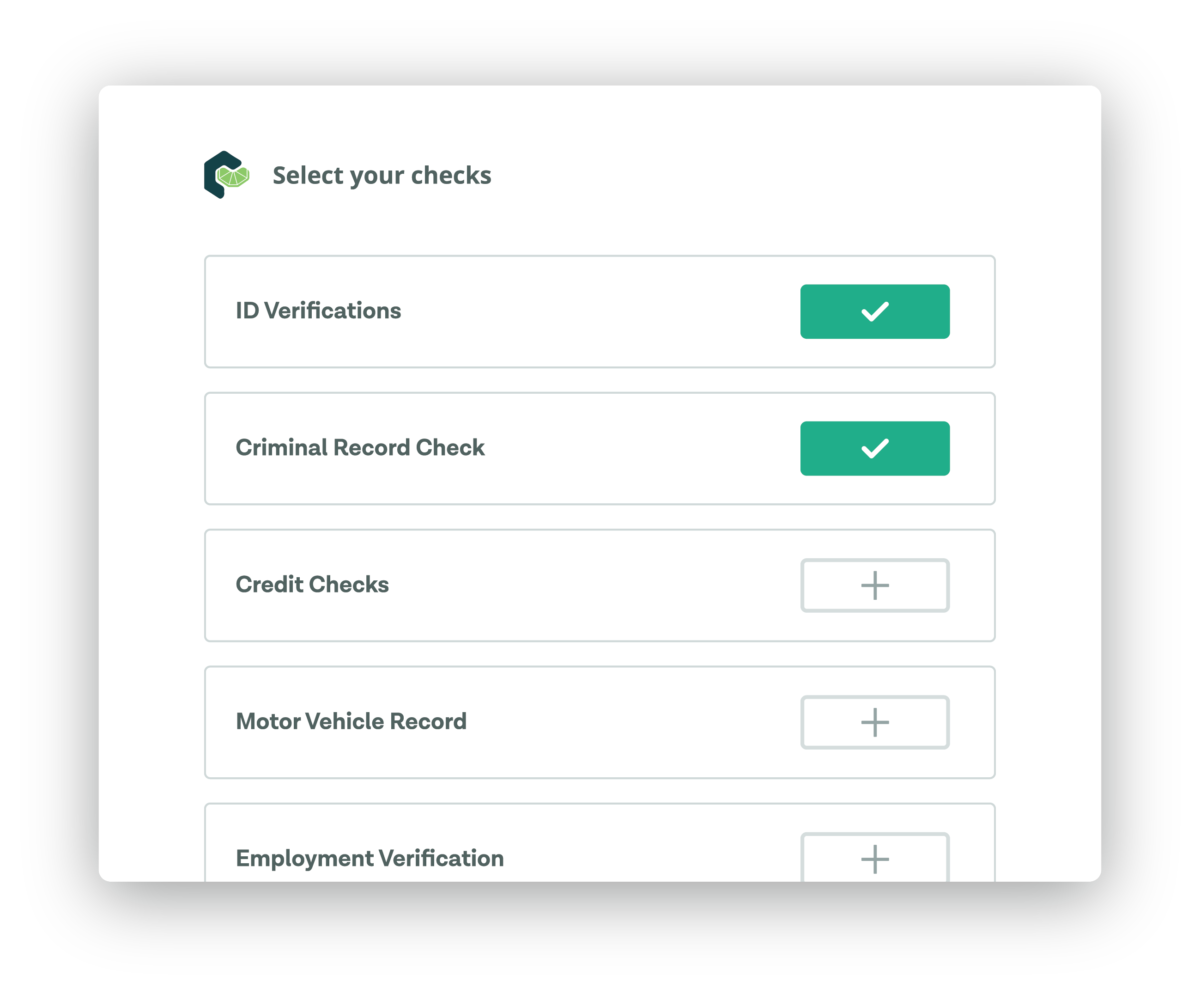 Select Your Background Check_Certn