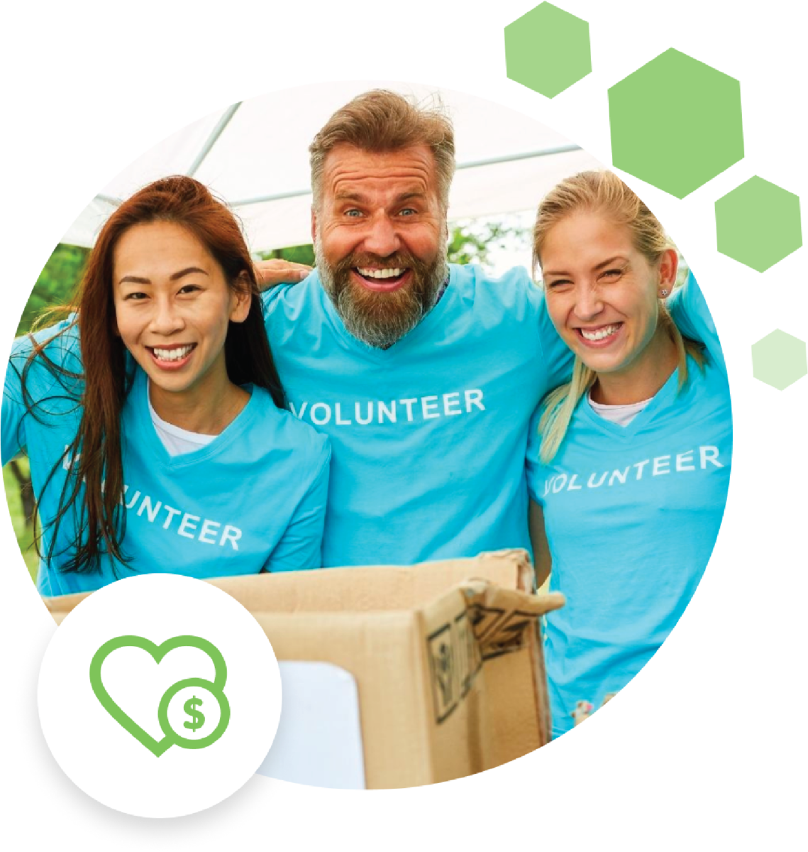 Non-profit and volunteers